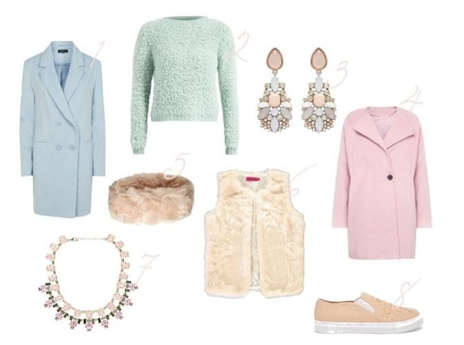 FAVORIETEN: Pastel winter musthaves