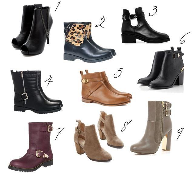 FAVORIETEN: Fall proof ankle boots