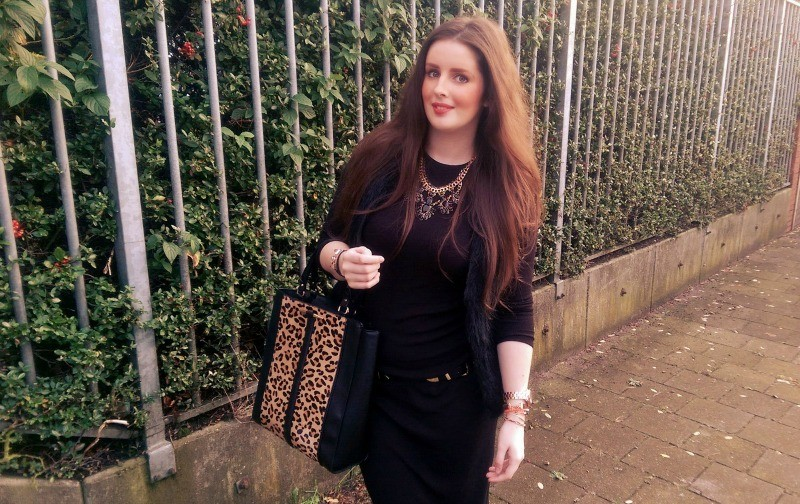 Look of the Day & Winactie: A touch of Leopard