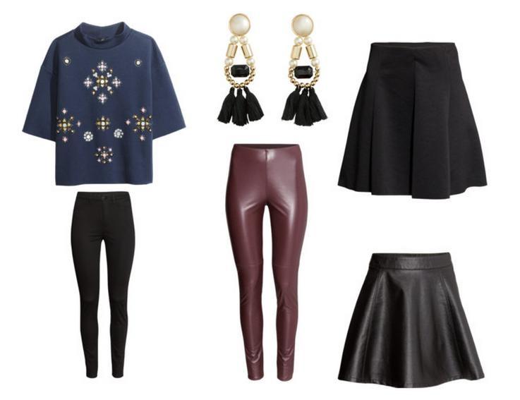 WISHLIST: H&M Winter musthaves