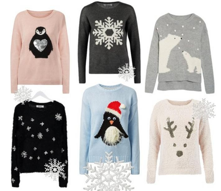 FAVORIETEN: Cute Christmas Jumpers