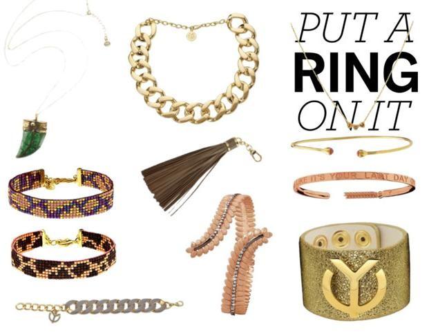 FAVORIETEN: Feestelijke sieraden van YC Jewels