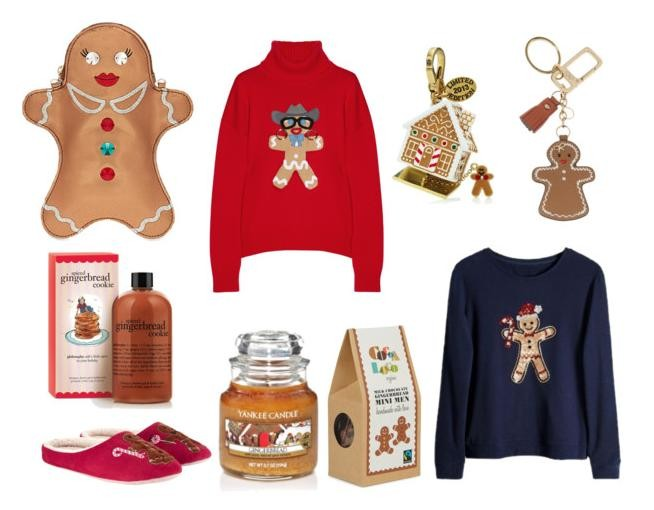 FAVORIETEN: Gingerbread Man Musthaves