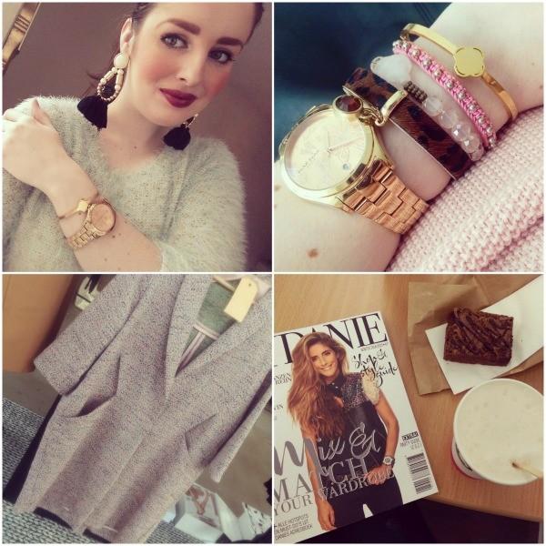 PHOTO-DIARY: Birthday Girl, Shoppingsessies, Persdagen & Blogevents