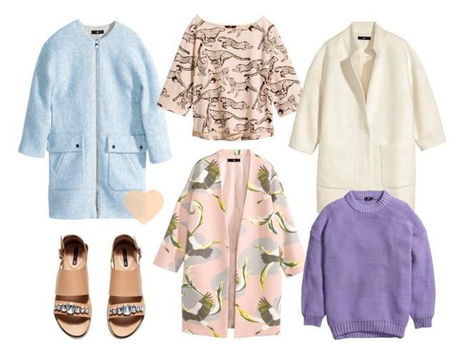 FAVORIETEN: Pretty Pastels in H&M's lentecollectie 2015