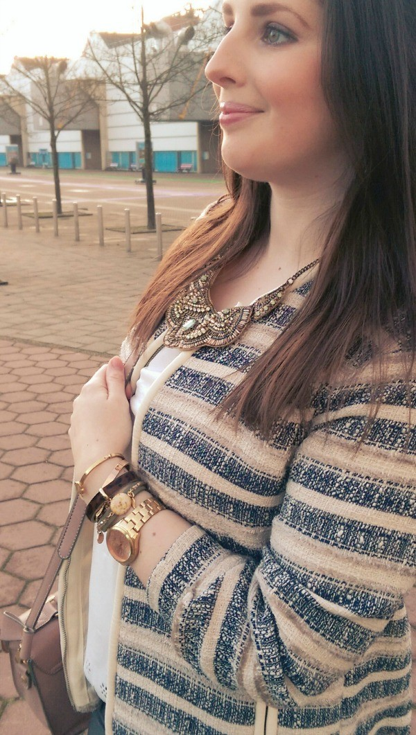 LOOK OF THE DAY: Coffeedates & Aztecprints