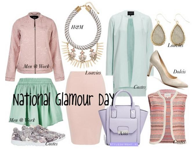 Favorieten: National Glamour Day 2015 Shoppinglist