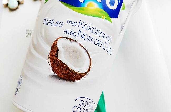 REVIEW: Alpro Natural Coconut Yoghurt