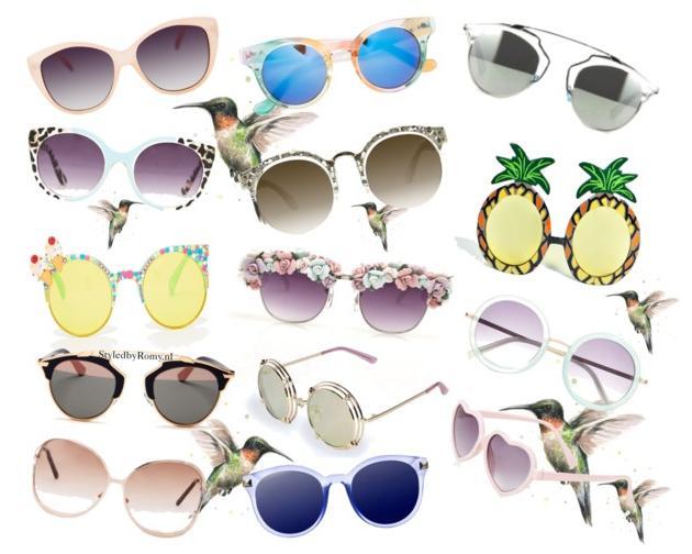 FAVORIETEN: 14 x Sun, Sand & Sunglasses