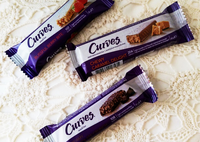 REVIEW: Curves maaltijdvervangende- & snackrepen