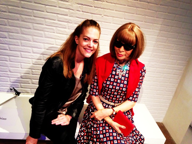 EVENT REPORT + VLOG: Front Row met Anna Wintour bij Madam Tussauds