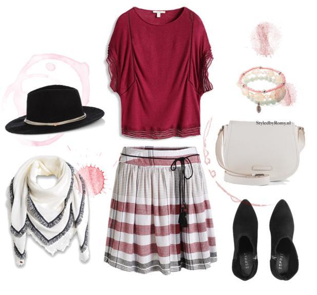 INSPIRATIEPOST: 3 Bohemian outfits met Esprit-kleding