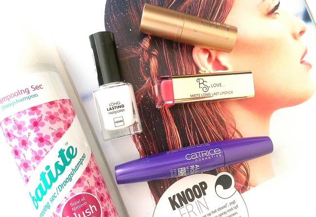 FAVORIETEN: Mijn 5 Favo Beautyproducten onder de 5 euro
