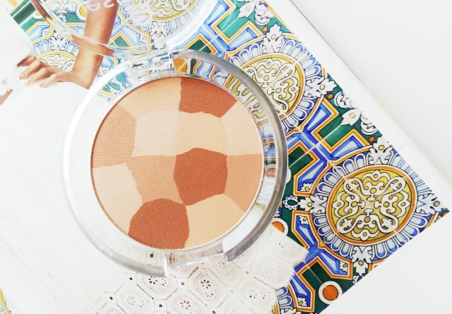 REVIEW: Essence Mosaic Compact Powder #01 Sunkissed Beauty