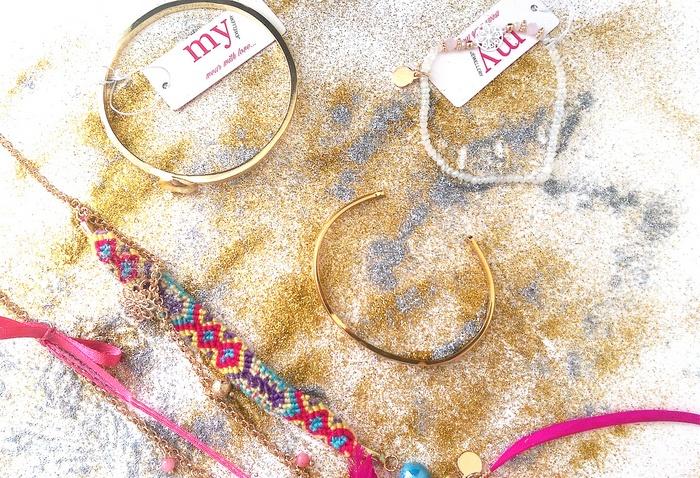 MEGA B-DAY WINACTIE: Win My Jewellery & Fashion by Fleur-pakket t.w.v. €138,80!