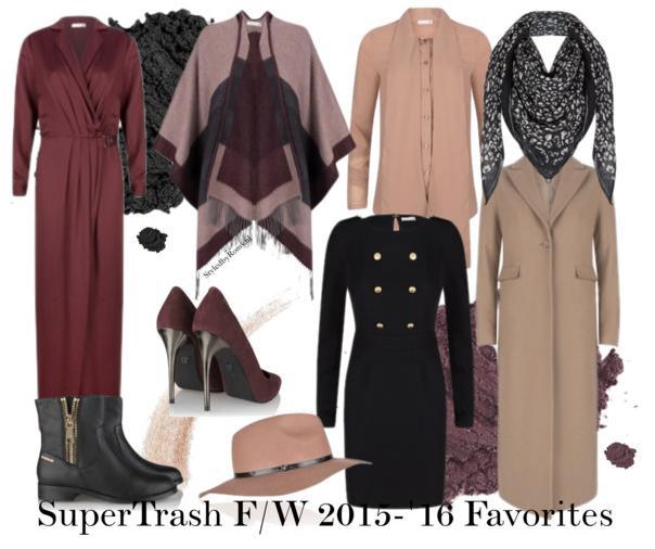FAVORIETEN: SuperTrash F/W 2015-'16