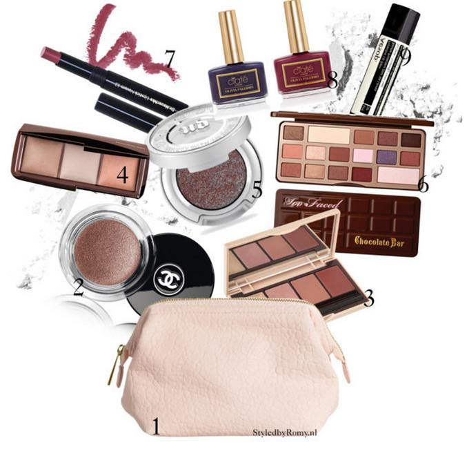 WISHLIST: Mijn 20 Musthave beautyproducten voor de Herfst