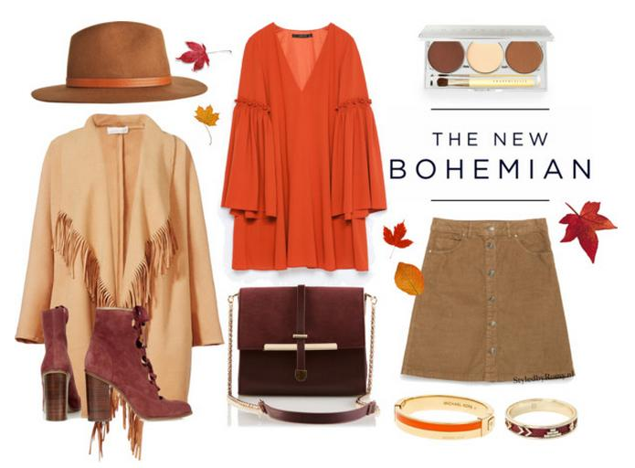 INSPIRATIEPOST: I Would love to wear this Bohemian Fall Outfit