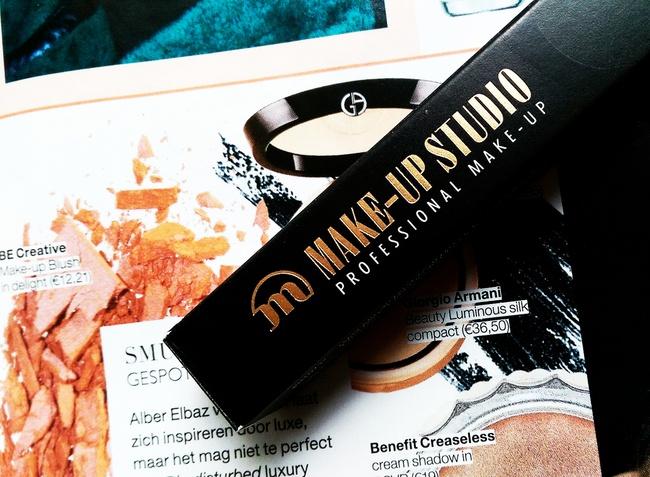 REVIEW: Make-Up Studio 4D False lash effect Mascara in 'Ultra Black'