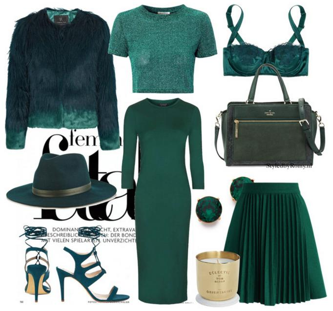 FAVORIETEN: Emerald everything