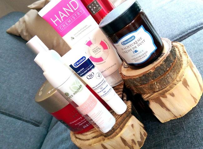 FAVORIETEN: Hydraterende beautyproducten in het najaar