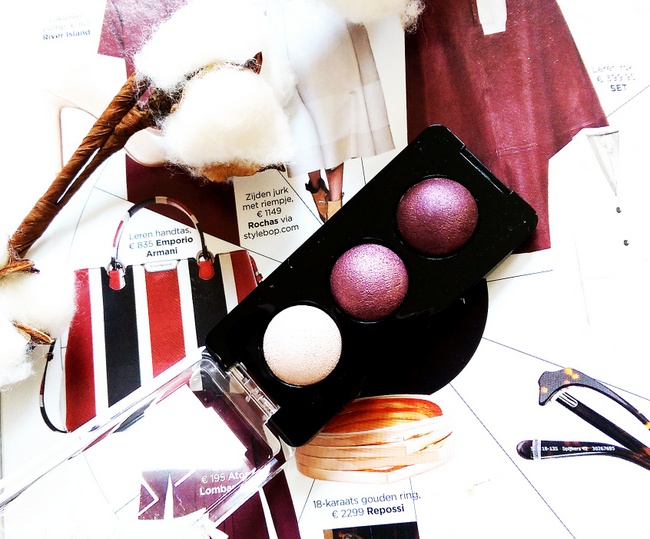 REVIEW: Catrice Deluxe Trio eyeshadow palette in #030 'Rose Vintouch'