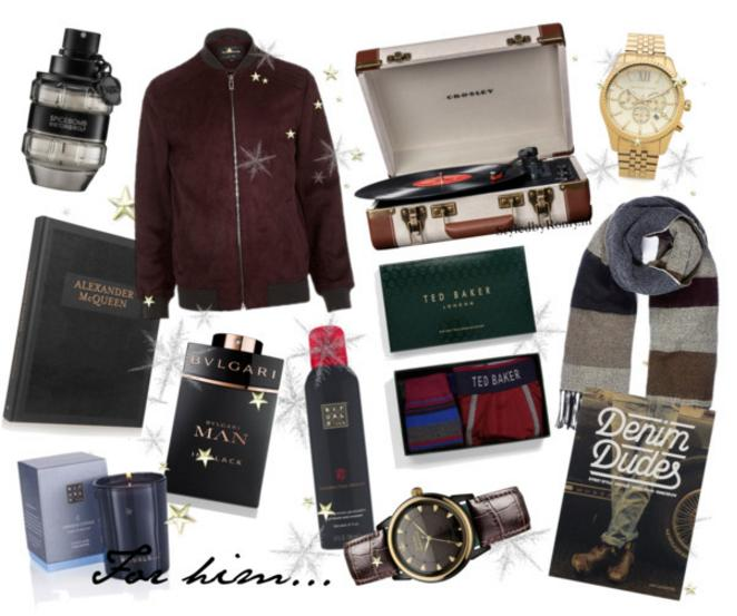 GIFT-GUIDE: For him