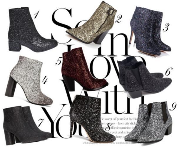FAVORIETEN: Shine on met deze Glitter boots