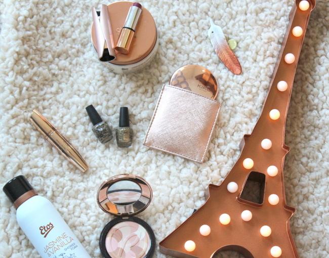 FAVORIETEN: (Rosé)gouden beautyproducten