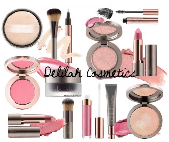 FAVORIETEN: Delilah Cosmetics