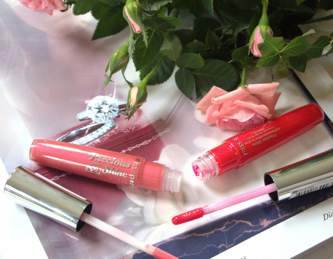 REVIEW: Miss Sporty 'Precious Shine 3D' budget lipgloss