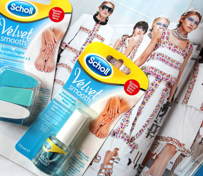 REVIEW: Scholl 'Velvet Smooth' Elektrische Nagelset