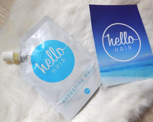 REVIEW: Hello Hair Hydrating Mask
