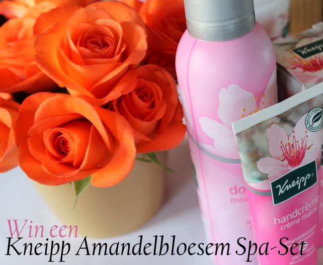 WINACTIE: Kneipp Amandelbloesem Spa-Set *GESLOTEN*