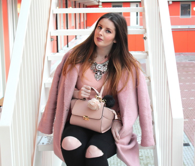 LOOK OF THE DAY: Prettiest Pink