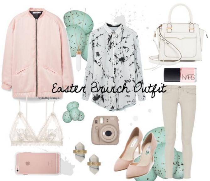 INSPIRATIEPOST: Easter Brunch Outfit