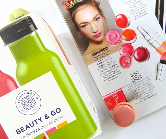 REVIEW: Beauty & Go beauty drinks
