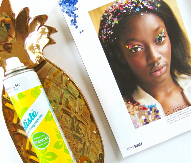 REVIEW: Batiste 'Tropical' exotische kokos Droogshampoo