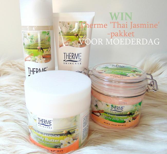 WINACTIE: Win Therme 'Thai Jasmine'-pakket voor Moederdag! *GESLOTEN*