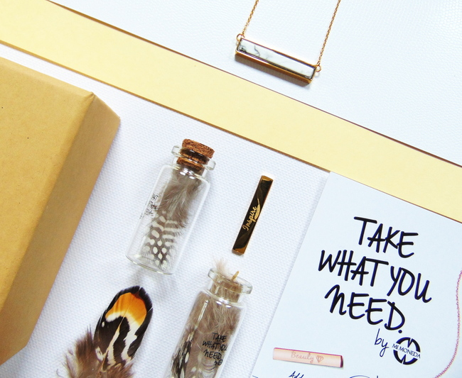 NEW IN: Take what you need