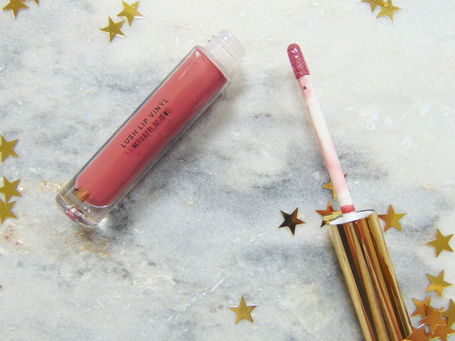 REVIEW: H&M Beauty Lush lip vinyl in 'Chic choc'