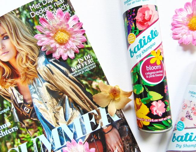 REVIEW: Batiste limited edition droogshampoos 'Eden' en 'Bloom'