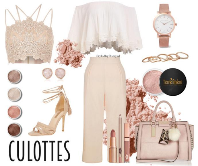 INSPIRATIEPOST: Culottes in de zomer