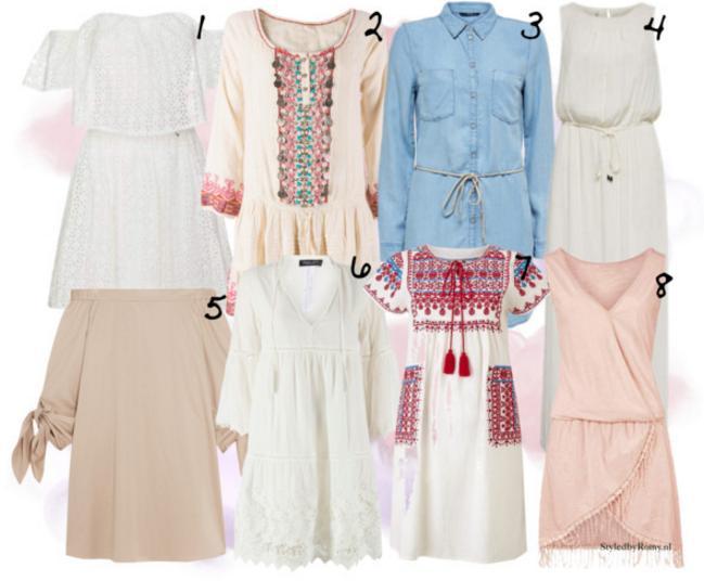 FAVORIETEN: SS16 Summer dresses