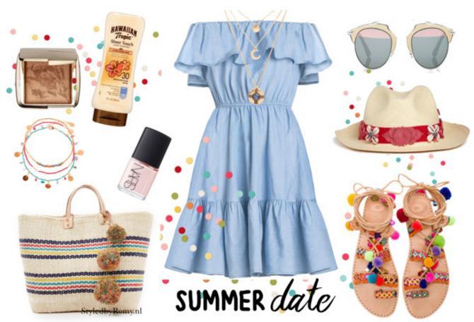 INSPIRATIEPOST: Summer date