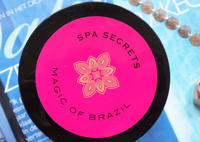 REVIEW: Kruidvat Spa Secrets – 'Magic of Brazil'-producten