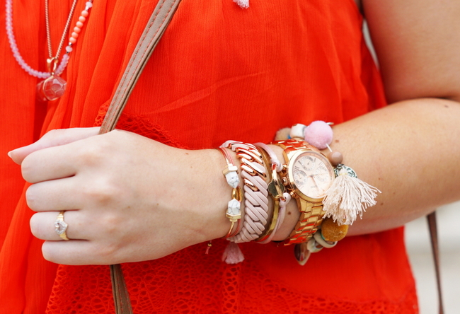 LOOK OF THE DAY: Tangerine