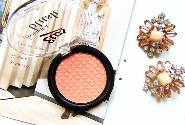 REVIEW: Etos 'Sensitive'-primer, Ultra light-foundation, Beautiful blush & Make-up fixing spray