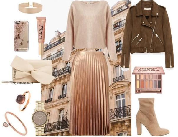 INSPIRATIEPOST: Metallic & blush