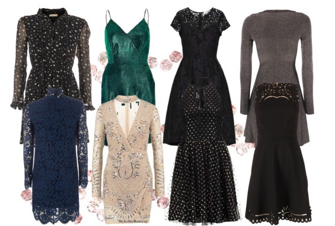 FAVORIETEN: Party dress Guide